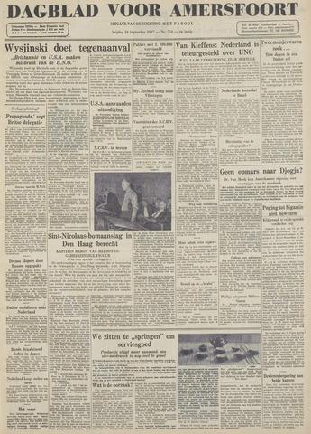 Dagblad voor Amersfoort 1947-09-19