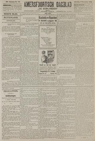 Amersfoortsch Dagblad / De Eemlander 1926-11-09