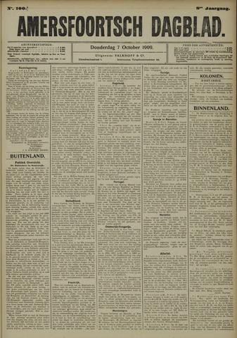 Amersfoortsch Dagblad 1909-10-07