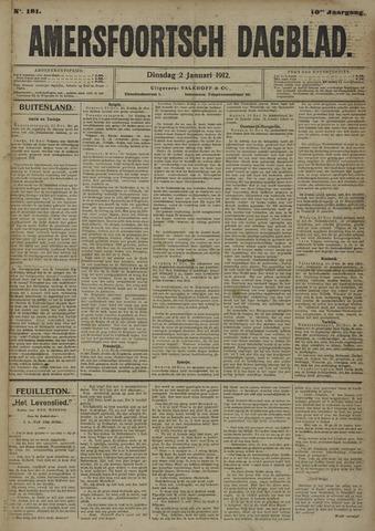 Amersfoortsch Dagblad 1912