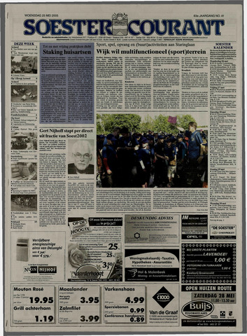 Soester Courant 2005-05-25
