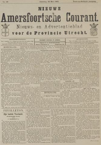Nieuwe Amersfoortsche Courant 1903-05-16
