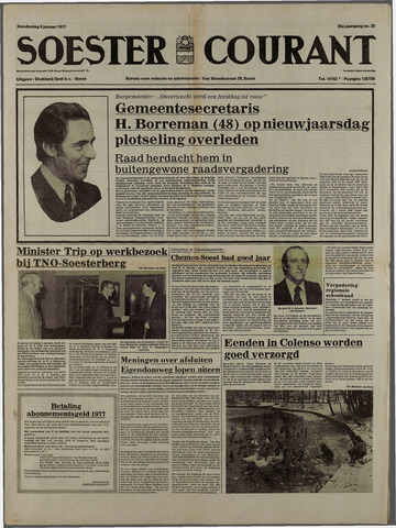 Soester Courant 1977-01-06