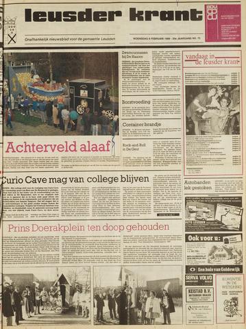 Leusder Krant 1989-02-08