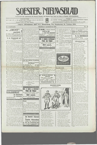 Soester Courant 1938-08-19