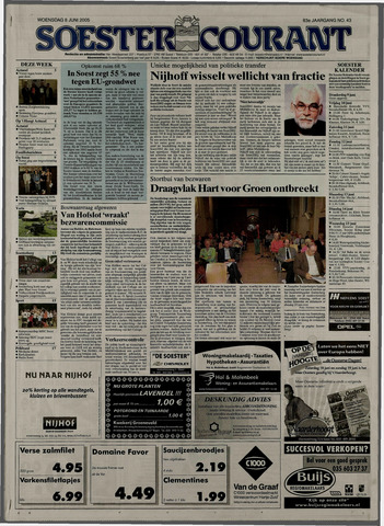 Soester Courant 2005-06-08