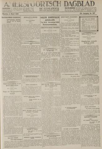 Amersfoortsch Dagblad / De Eemlander 1929-03-04