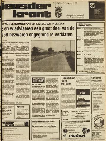 Leusder Krant 1977-08-25