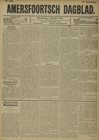 Amersfoortsch Dagblad 1904-01-07