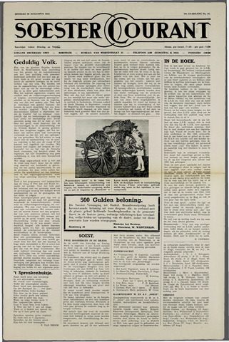 Soester Courant 1952-08-26