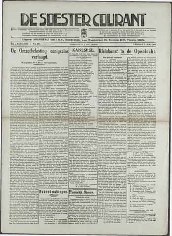 Soester Courant 1941-07-11