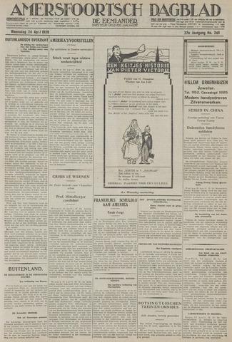 Amersfoortsch Dagblad / De Eemlander 1929-04-24