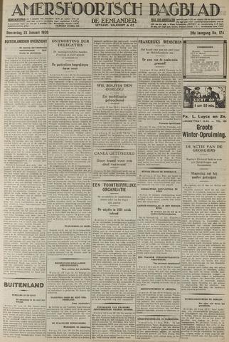Amersfoortsch Dagblad / De Eemlander 1930-01-23