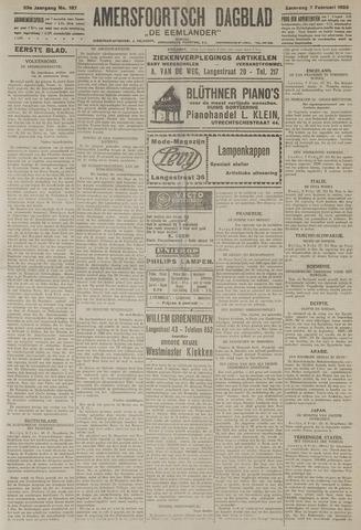 Amersfoortsch Dagblad / De Eemlander 1925-02-07