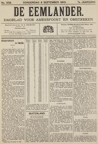 De Eemlander 1910-09-08