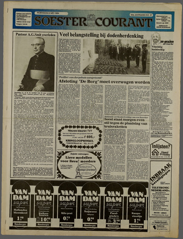 Soester Courant 1984-05-09