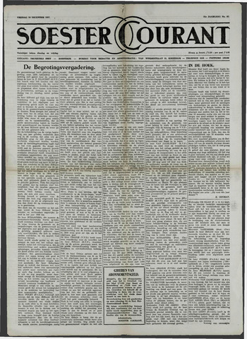 Soester Courant 1957-12-20