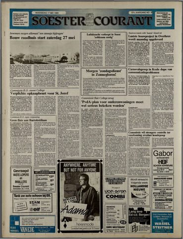 Soester Courant 1989-05-17