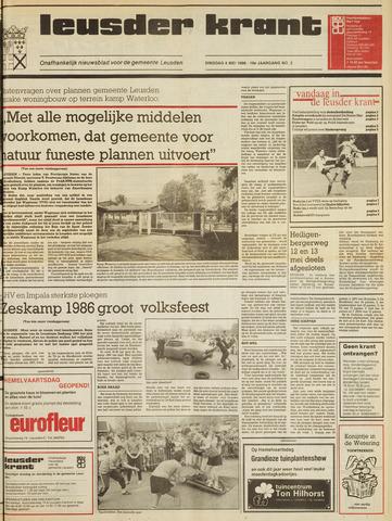 Leusder Krant 1986-05-06