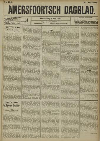 Amersfoortsch Dagblad 1907-05-08