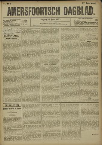 Amersfoortsch Dagblad 1905-06-16