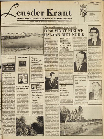 Leusder Krant 1972-10-05