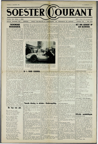 Soester Courant 1962-10-05