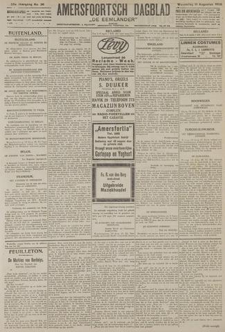 Amersfoortsch Dagblad / De Eemlander 1926-08-11