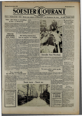 Soester Courant 1970-11-10