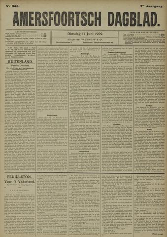 Amersfoortsch Dagblad 1909-06-15