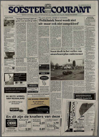 Soester Courant 2002-04-10
