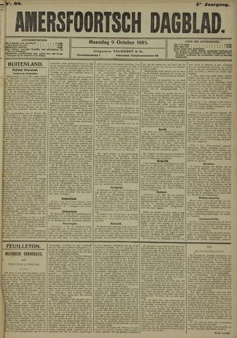 Amersfoortsch Dagblad 1905-10-09