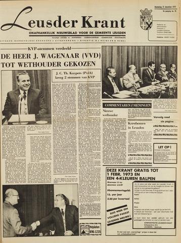 Leusder Krant 1972-12-21