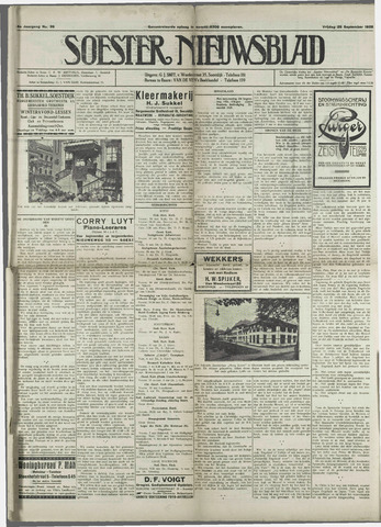 Soester Courant 1925-09-25
