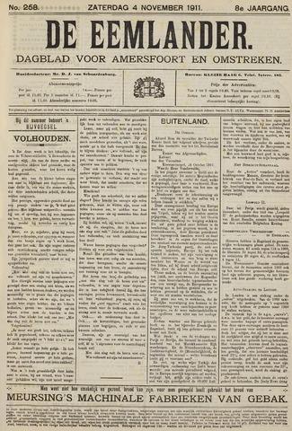 De Eemlander 1911-11-04