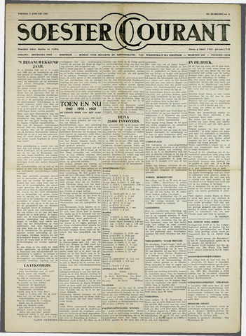 Soester Courant 1960-01-08