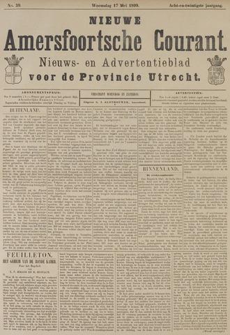 Nieuwe Amersfoortsche Courant 1899-05-17