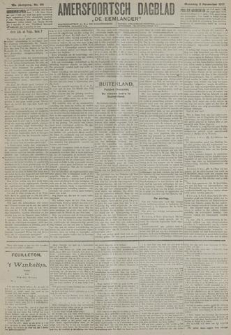 Amersfoortsch Dagblad / De Eemlander 1917-11-05