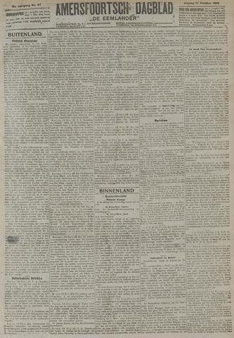 Amersfoortsch Dagblad / De Eemlander 1919-10-17
