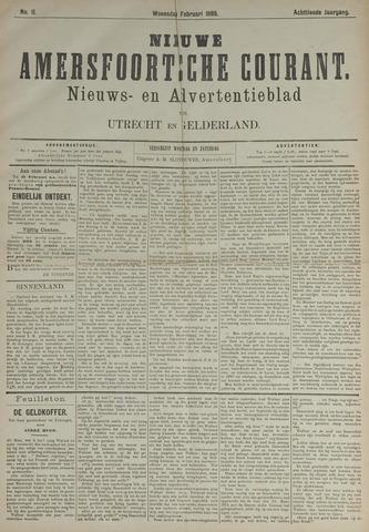 Nieuwe Amersfoortsche Courant 1889-02-06