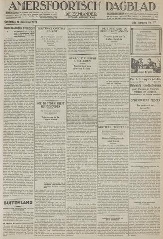 Amersfoortsch Dagblad / De Eemlander 1929-11-14