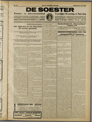 De Soester 1933-07-15