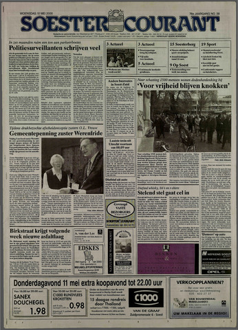 Soester Courant 2000-05-10