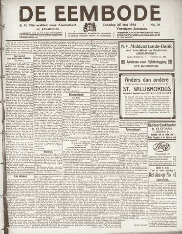 De Eembode 1926-05-25