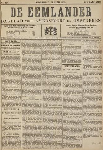 De Eemlander 1908-06-24