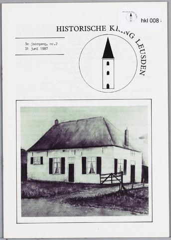 Historische Kring Leusden 1987-07-01