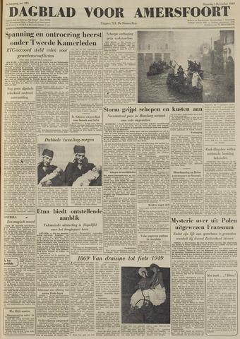 Dagblad voor Amersfoort 1949-12-05
