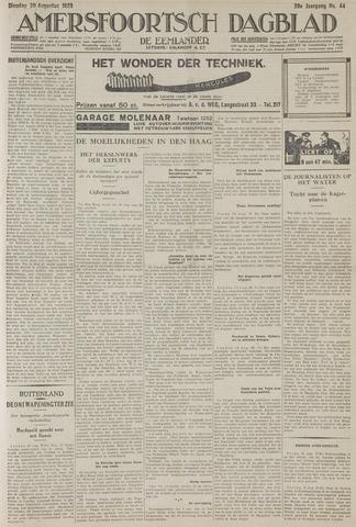 Amersfoortsch Dagblad / De Eemlander 1929-08-20
