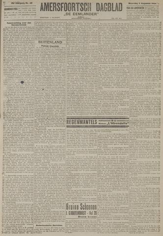 Amersfoortsch Dagblad / De Eemlander 1920-08-02