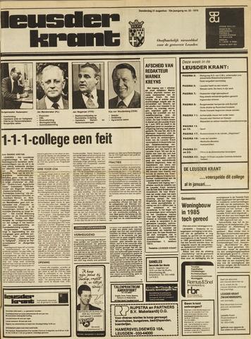 Leusder Krant 1978-08-31